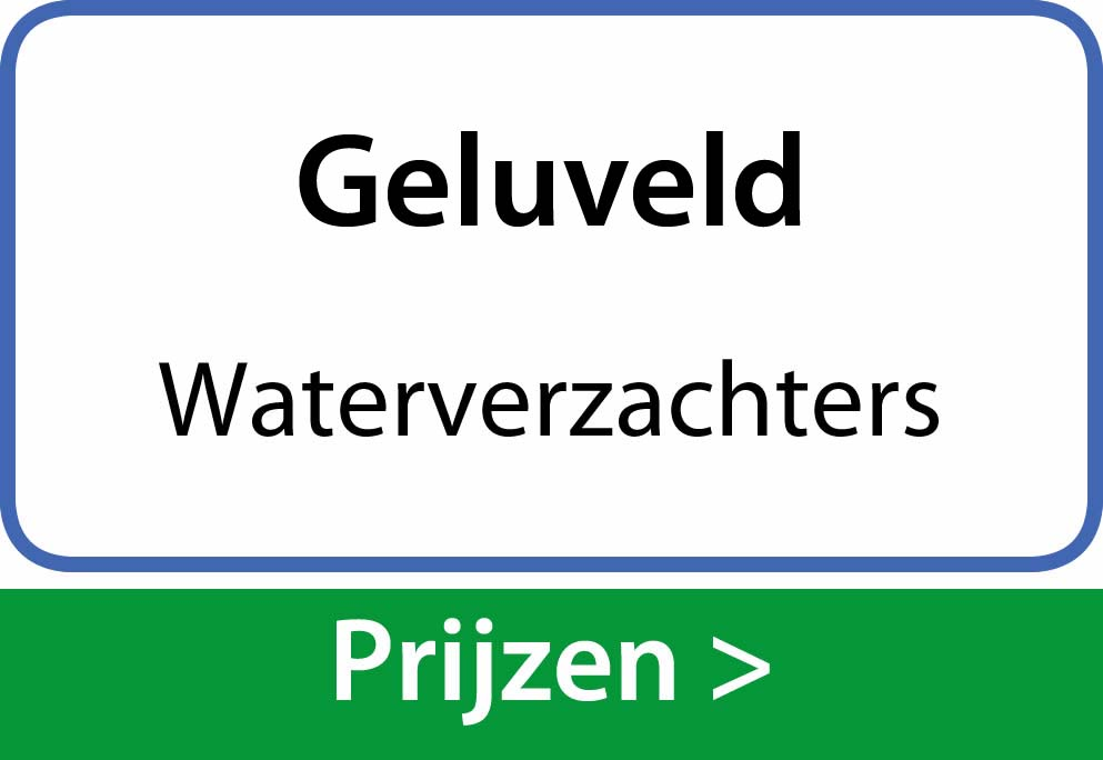 waterverzachters Geluveld