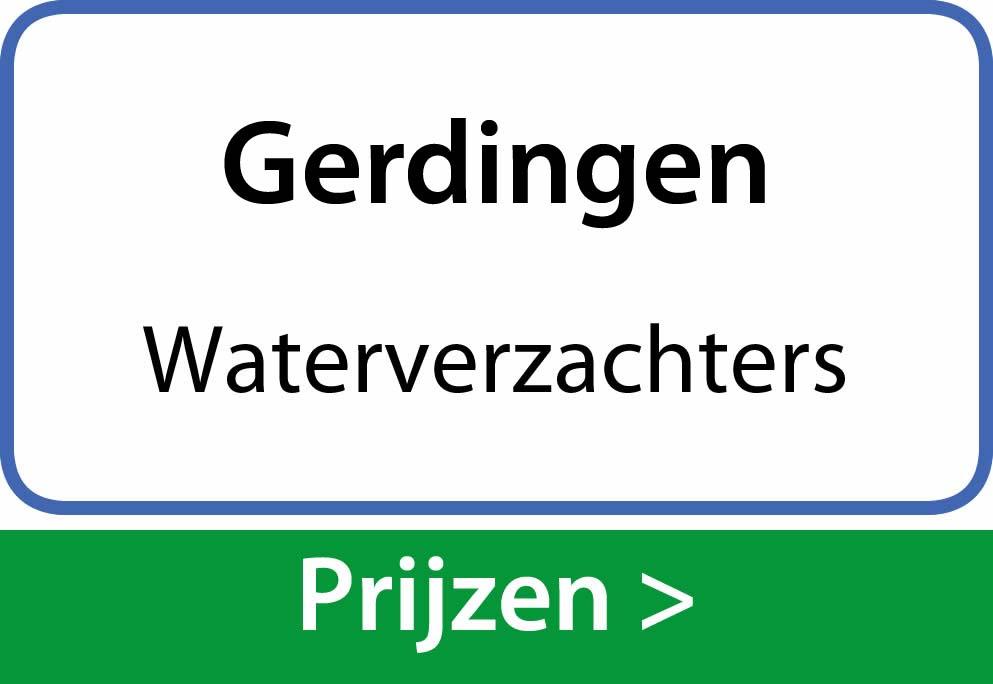 waterverzachters Gerdingen