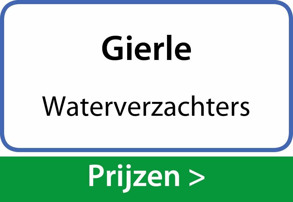 waterverzachters Gierle