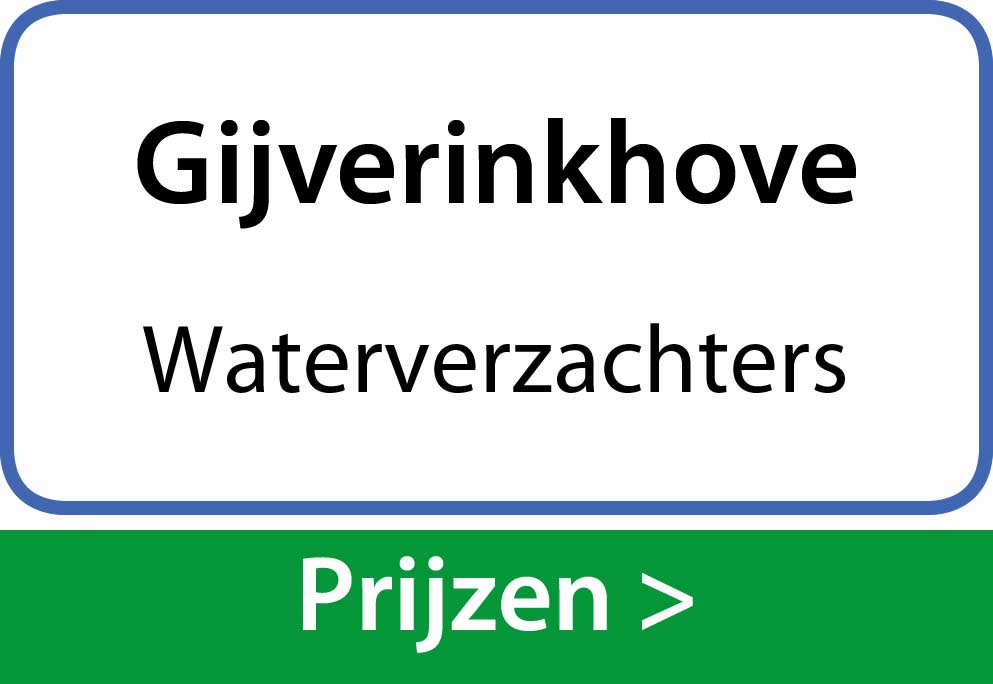 waterverzachters Gijverinkhove