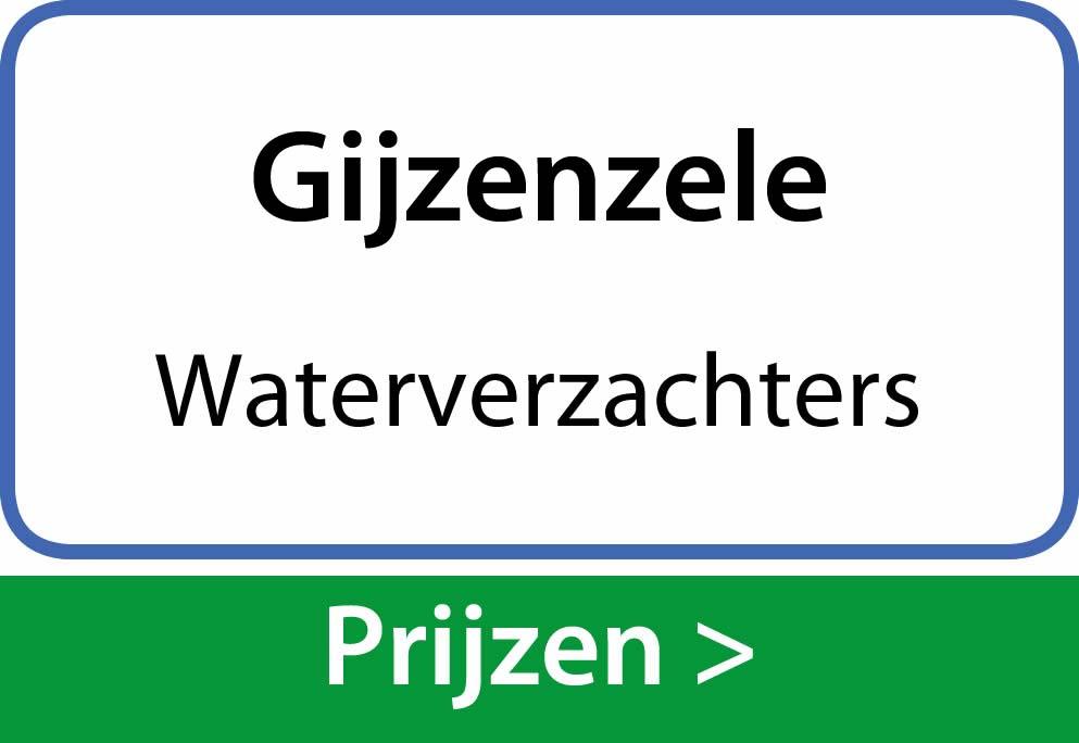 waterverzachters Gijzenzele