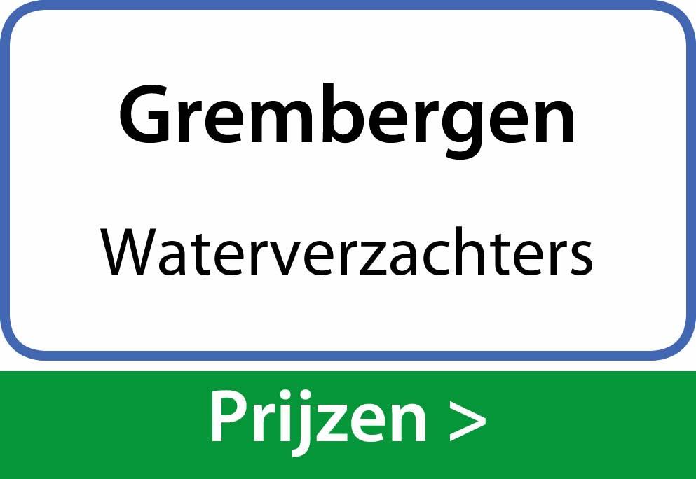 waterverzachters Grembergen