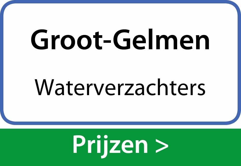 waterverzachters Groot-Gelmen