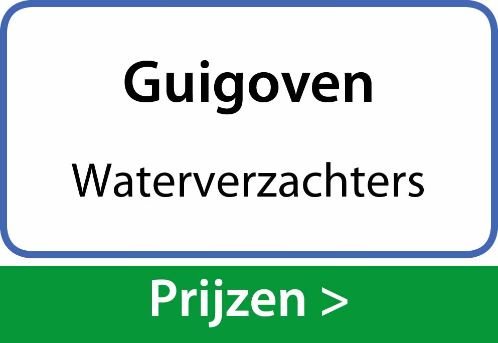 waterverzachters Guigoven