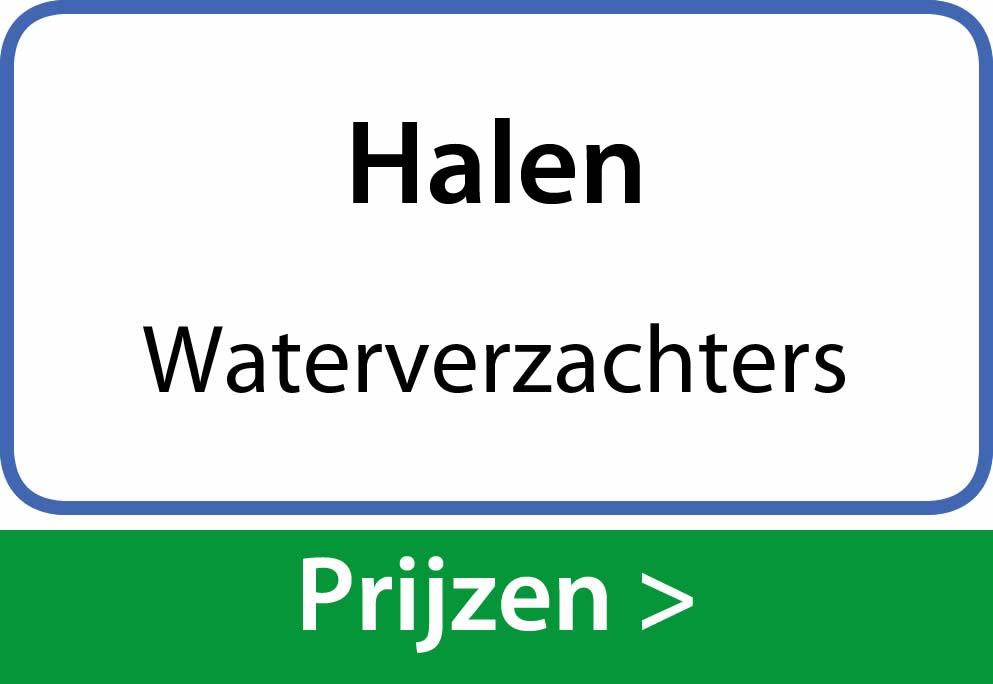 waterverzachters Halen