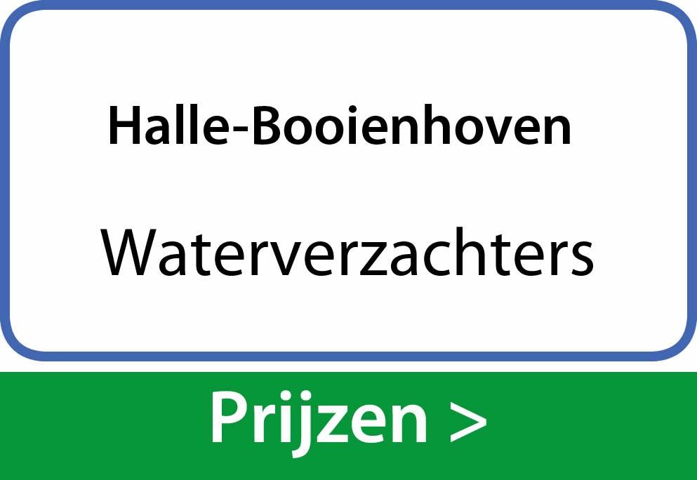 waterverzachters Halle-Booienhoven