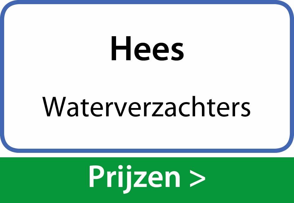 waterverzachters Hees