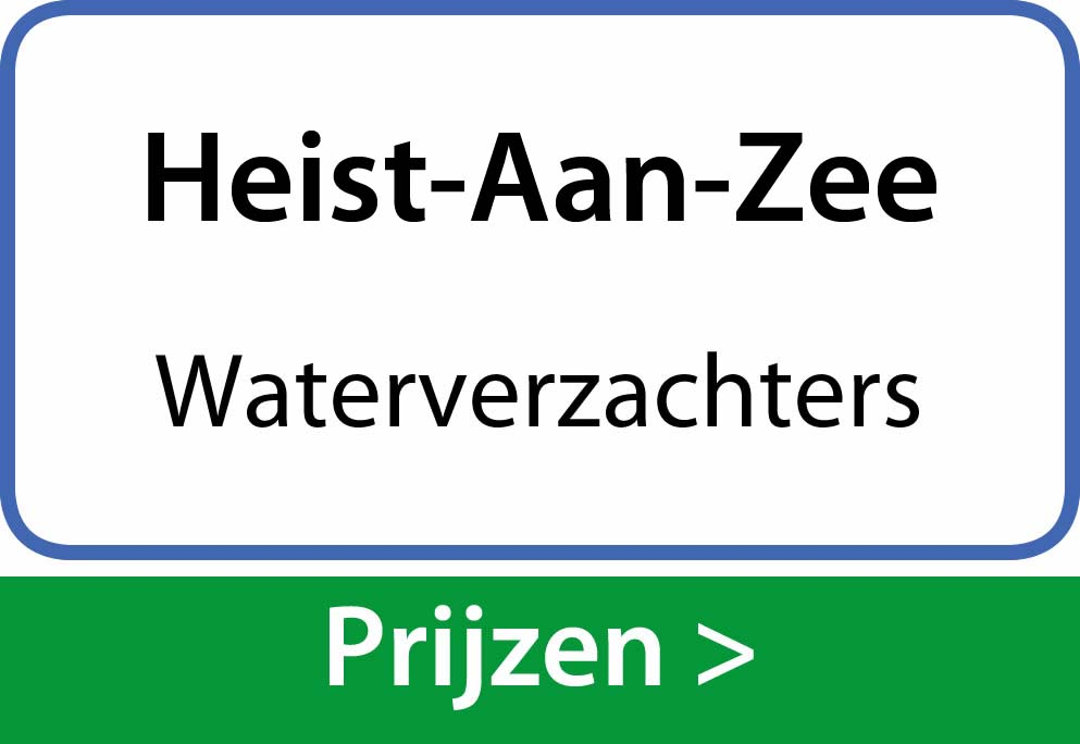 waterverzachters Heist