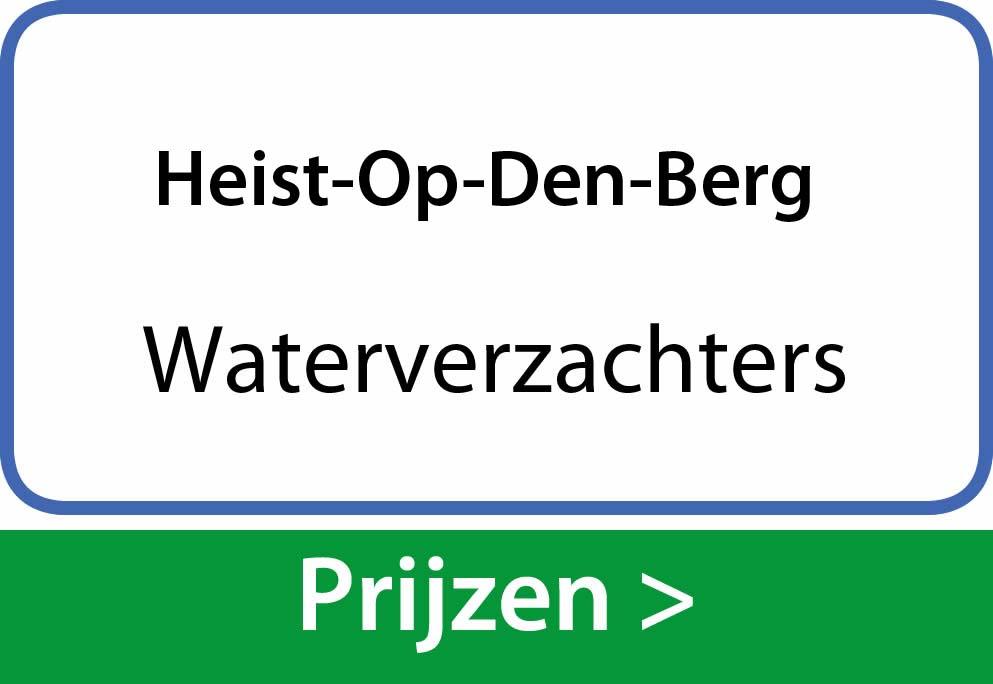 waterverzachters Heist-Op-Den-Berg
