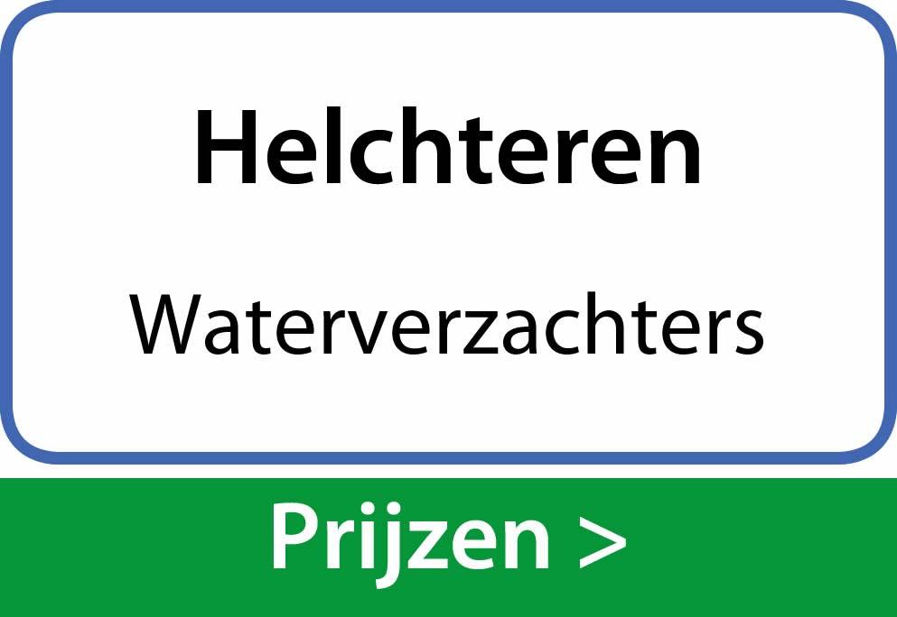 waterverzachters Helchteren