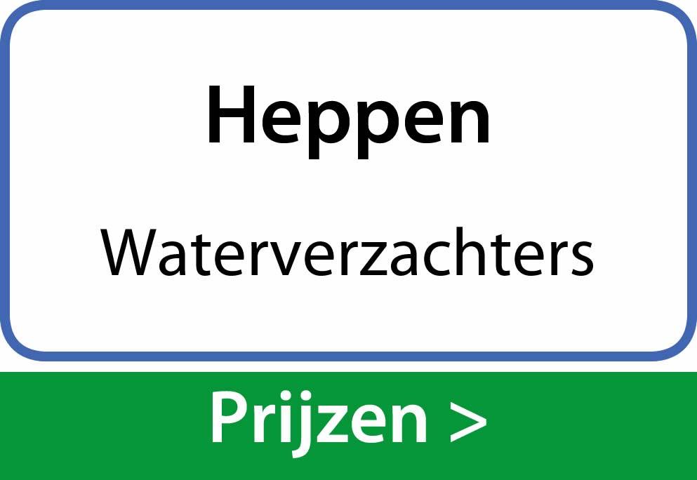 waterverzachters Heppen