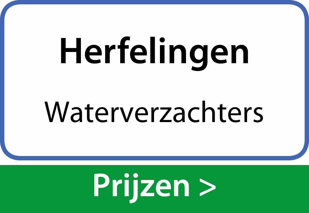 waterverzachters Herfelingen