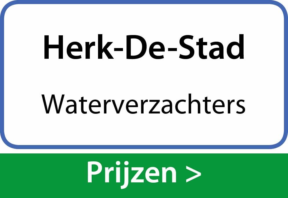 waterverzachters Herk-De-Stad