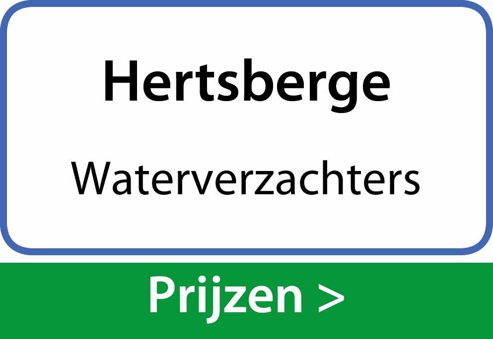 waterverzachters Hertsberge