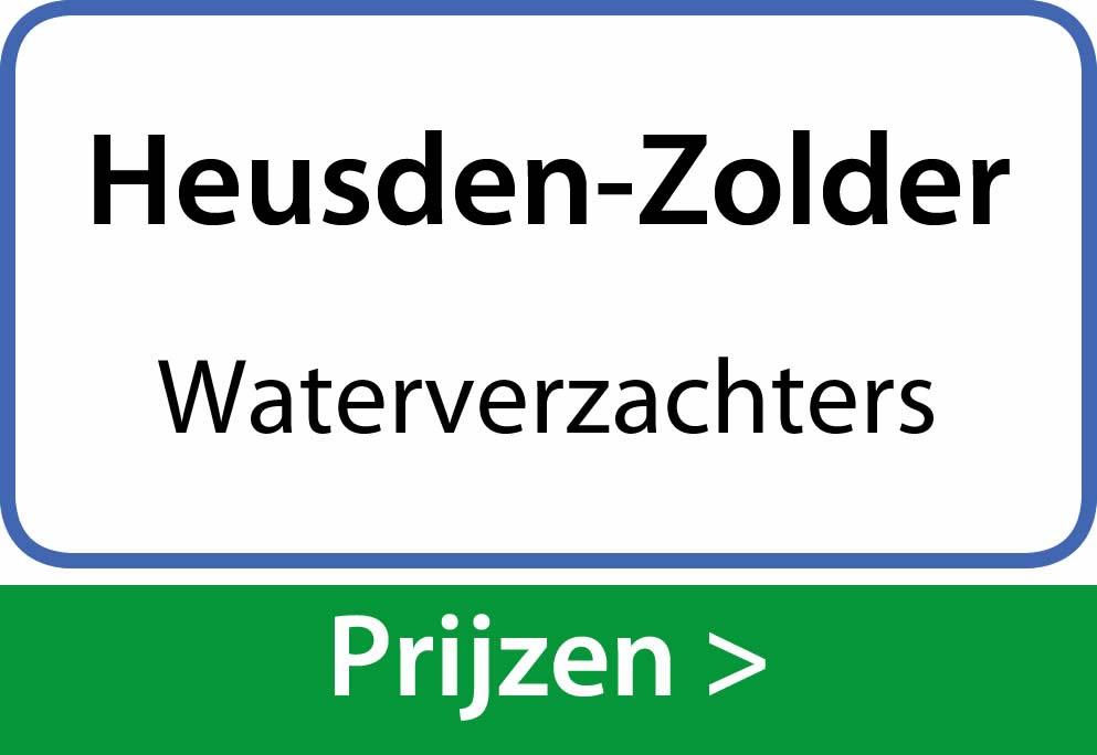 waterverzachters Heusden-Zolder