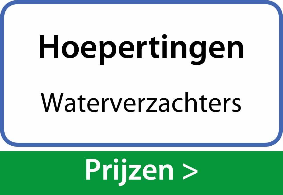 waterverzachters Hoepertingen