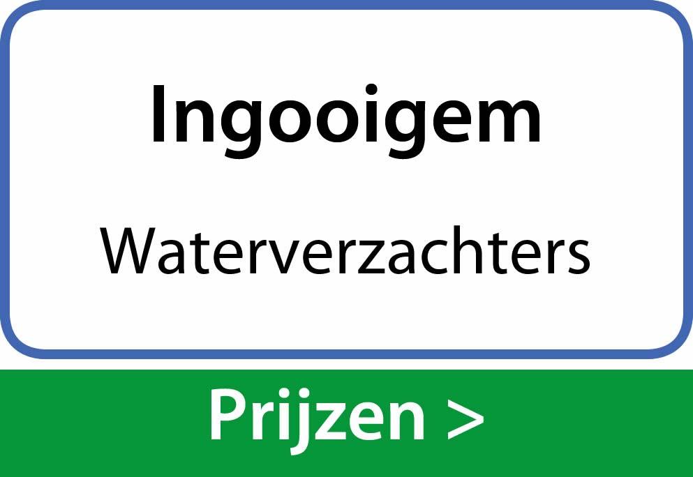 waterverzachters Ingooigem