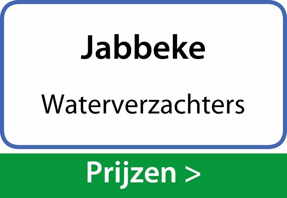 waterverzachters Jabbeke