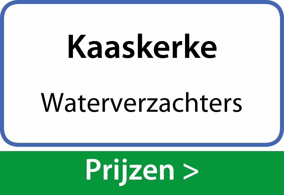 waterverzachters Kaaskerke