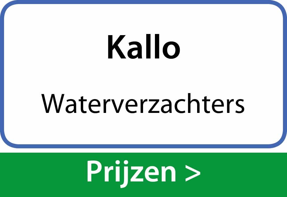 waterverzachters Kallo