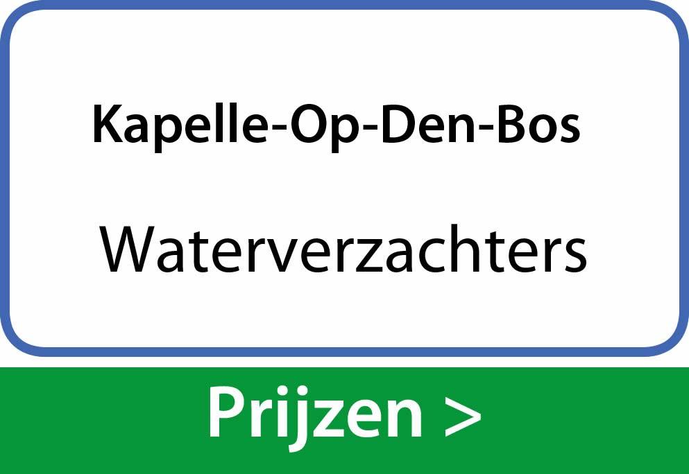 waterverzachters Kapelle-Op-Den-Bos