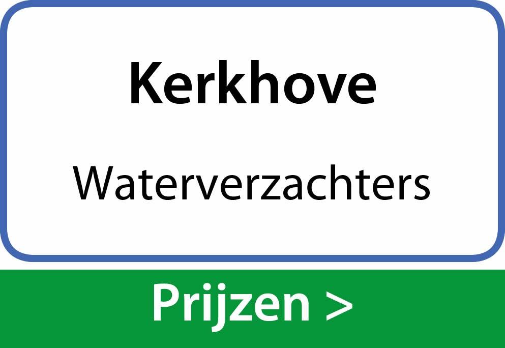 waterverzachters Kerkhove