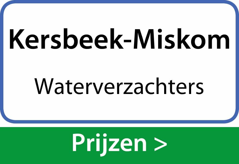 waterverzachters Kersbeek-Miskom