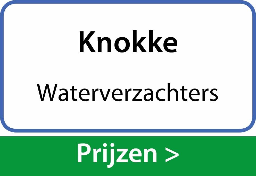 waterverzachters Knokke