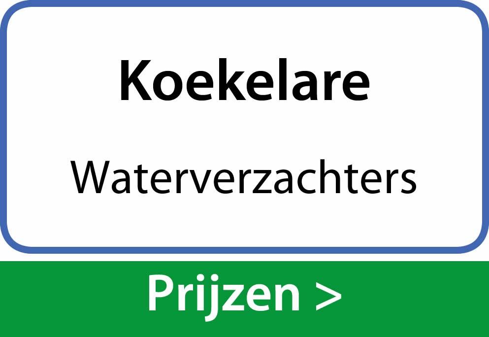 waterverzachters Koekelare
