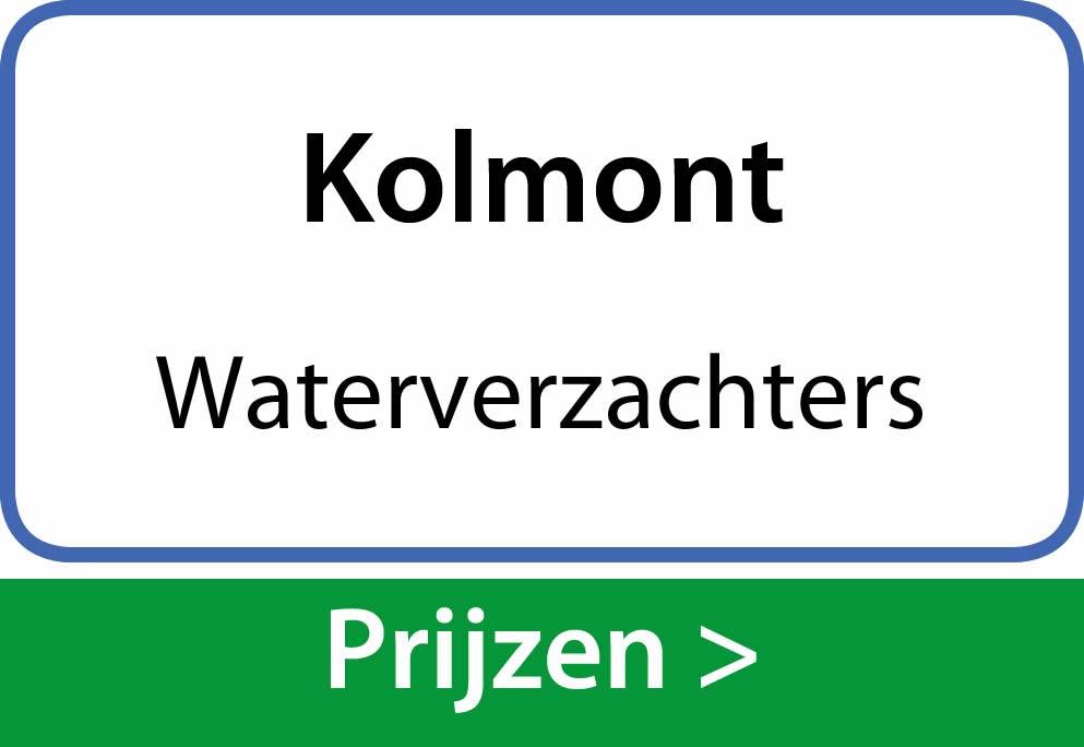 waterverzachters Kolmont