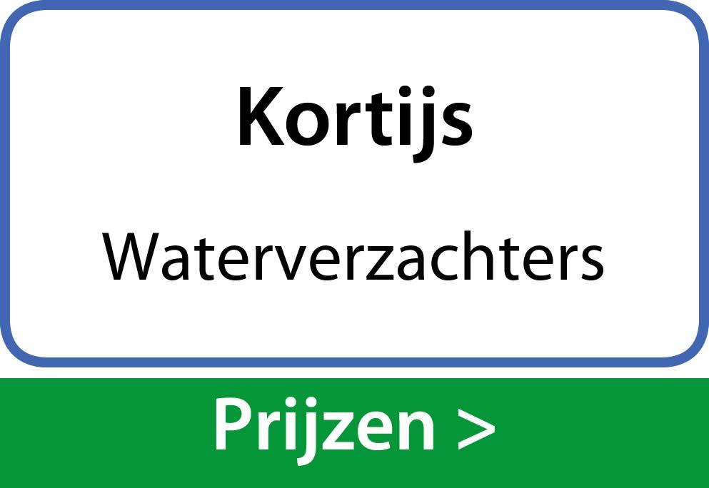 waterverzachters Kortijs