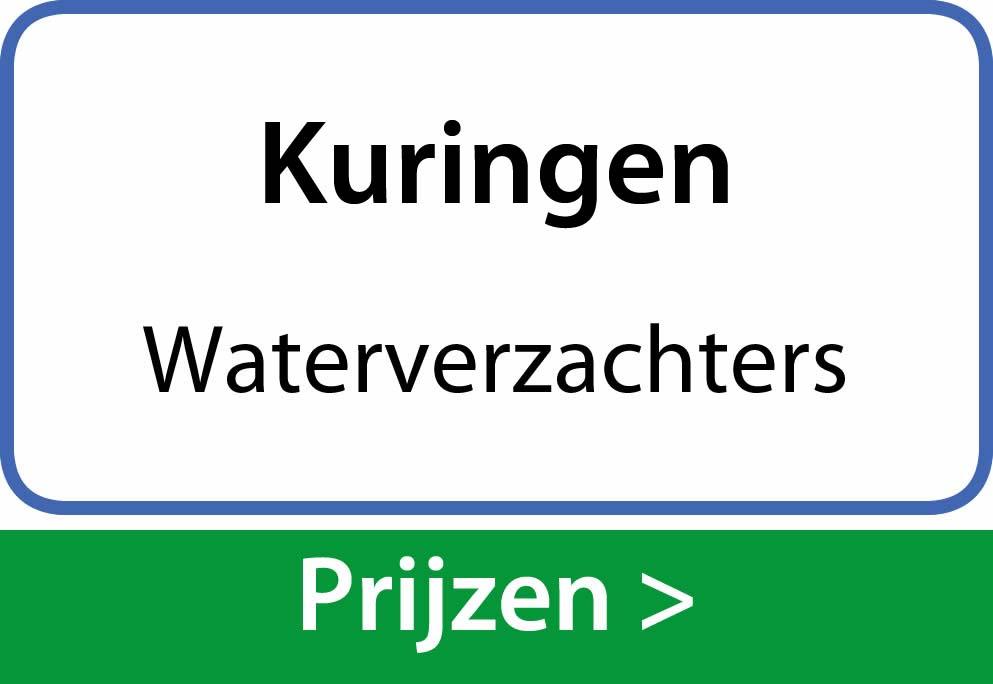 waterverzachters Kuringen
