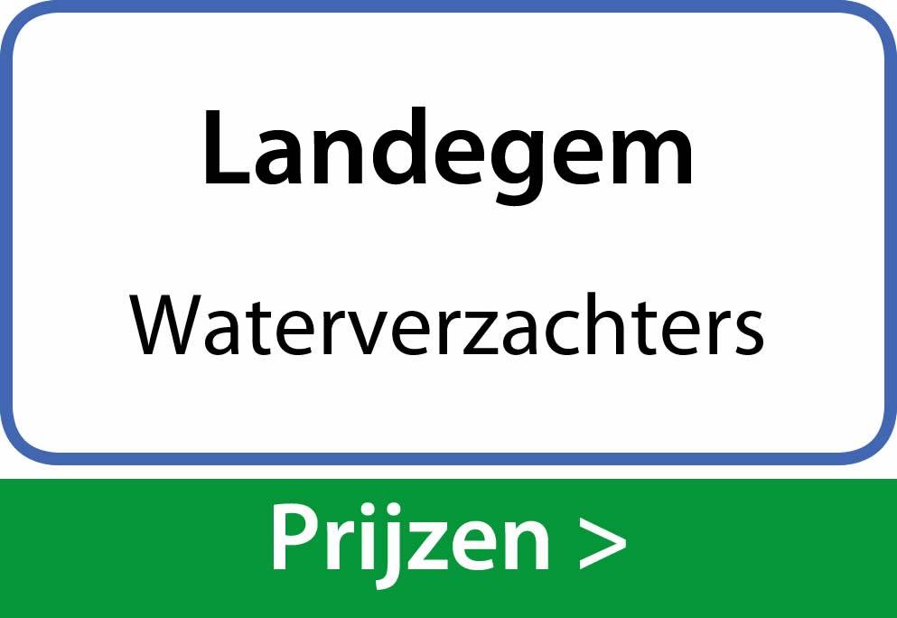 waterverzachters Landegem