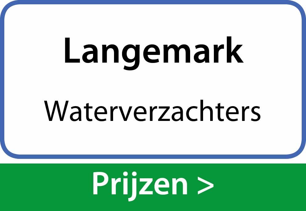 waterverzachters Langemark