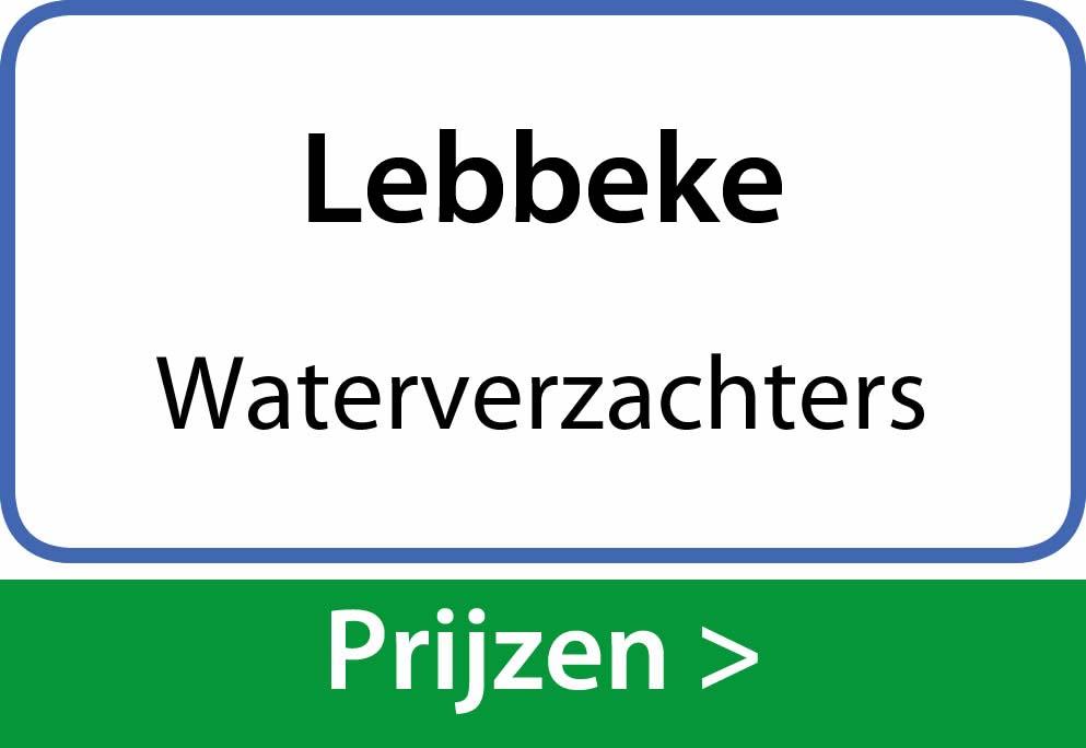 waterverzachters Lebbeke