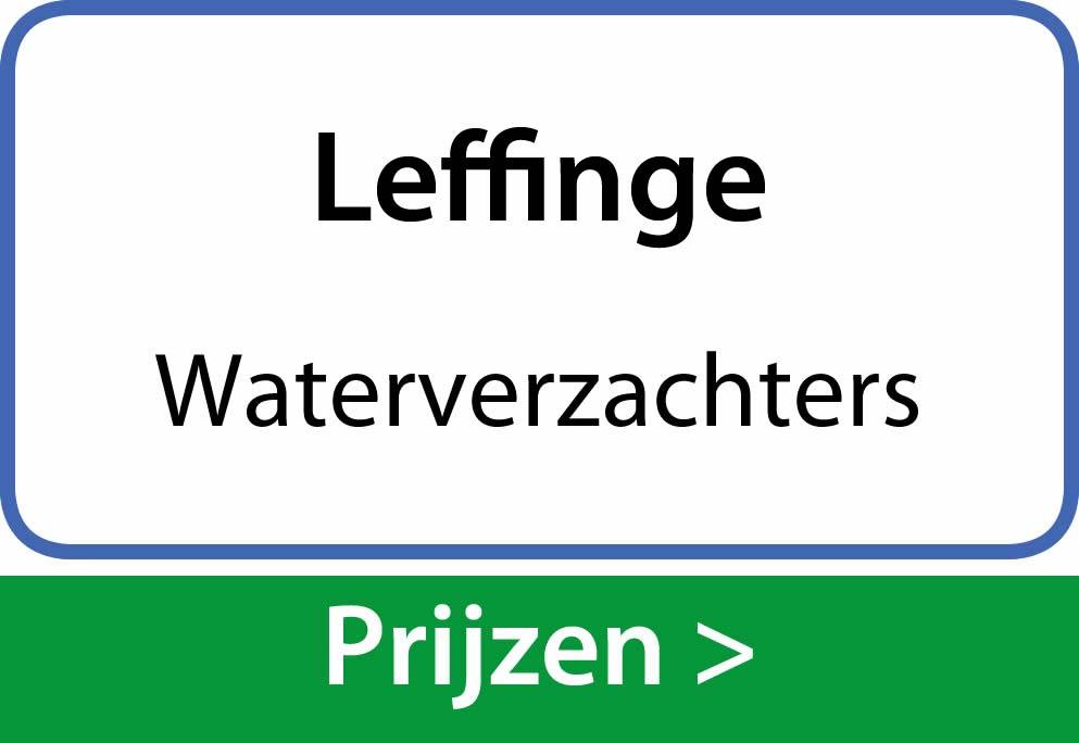 waterverzachters Leffinge
