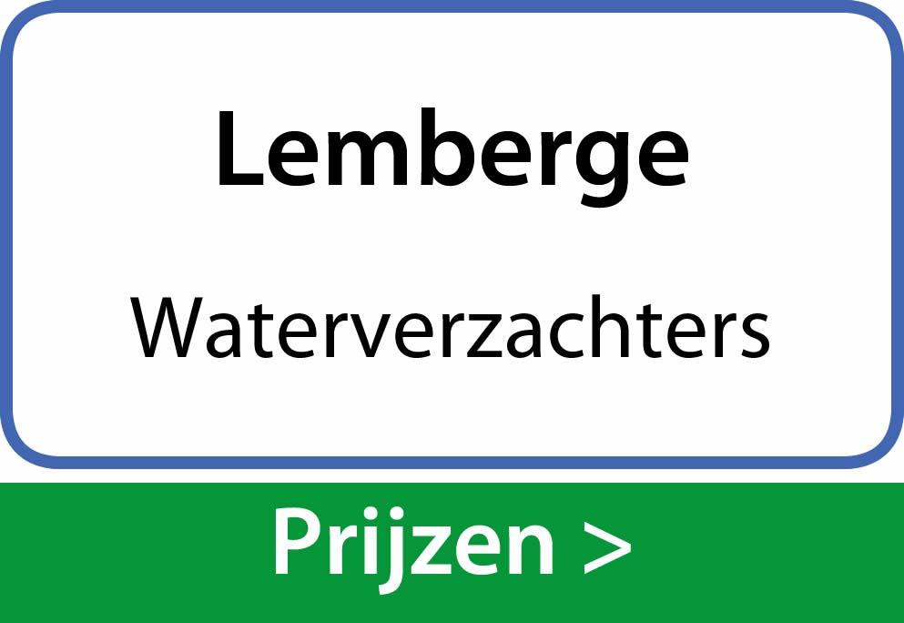 waterverzachters Lemberge