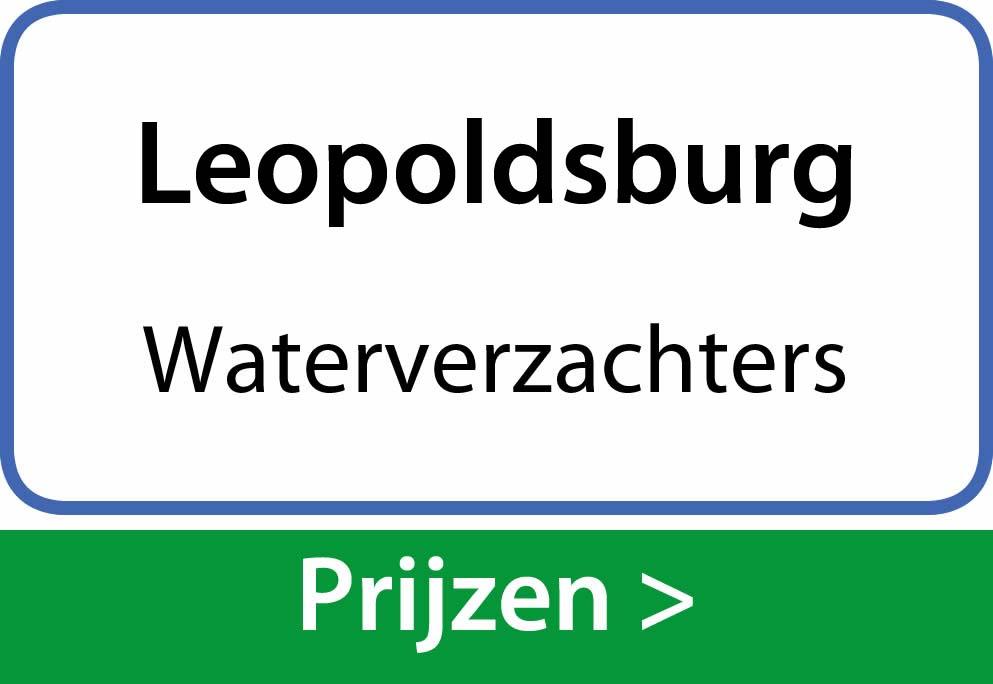 waterverzachters Leopoldsburg