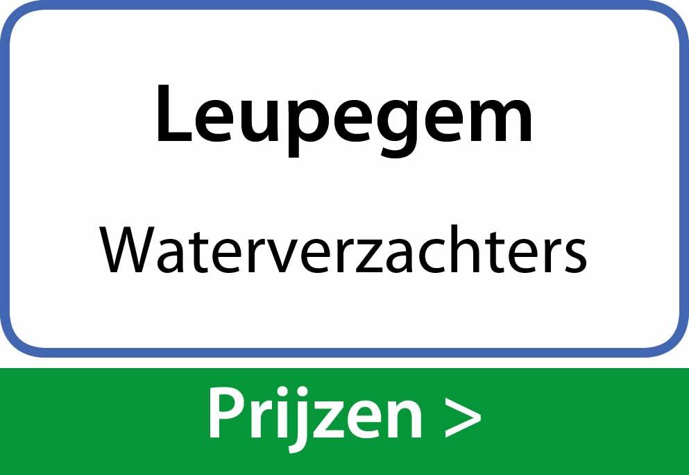 waterverzachters Leupegem
