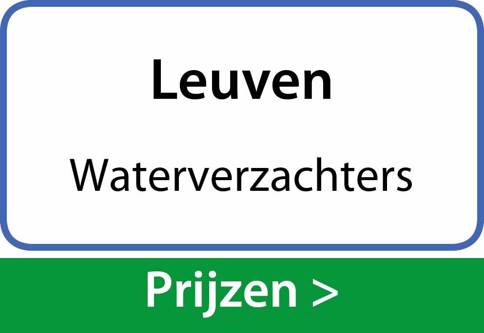 waterverzachters Leuven