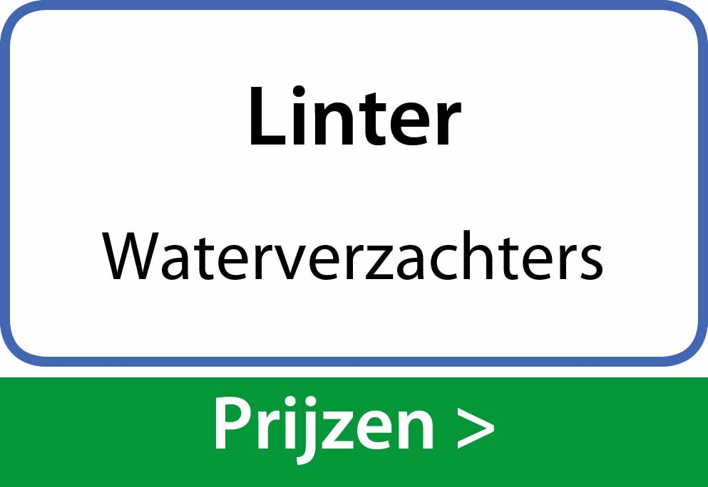 waterverzachters Linter