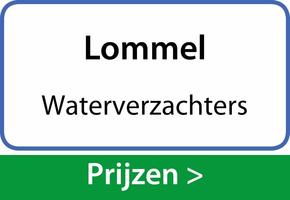 waterverzachters Lommel