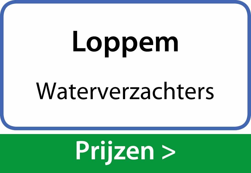 waterverzachters Loppem