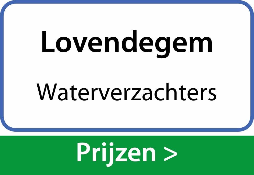waterverzachters Lovendegem