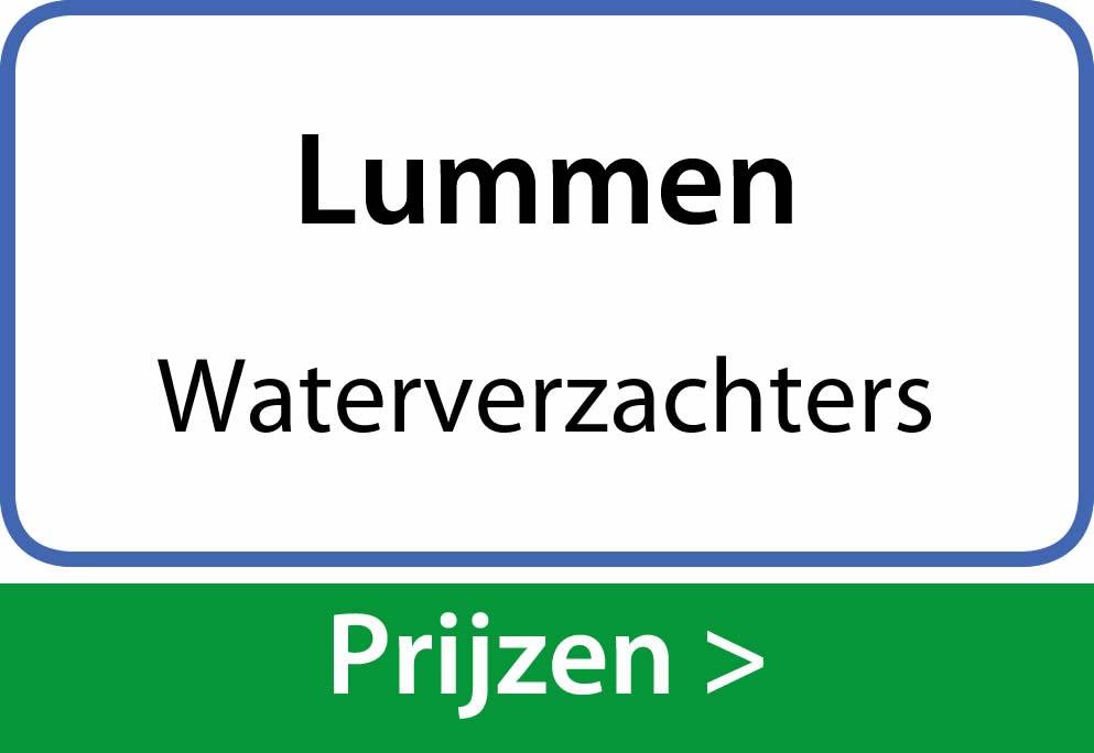 waterverzachters Lummen
