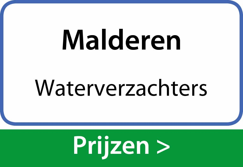 waterverzachters Malderen