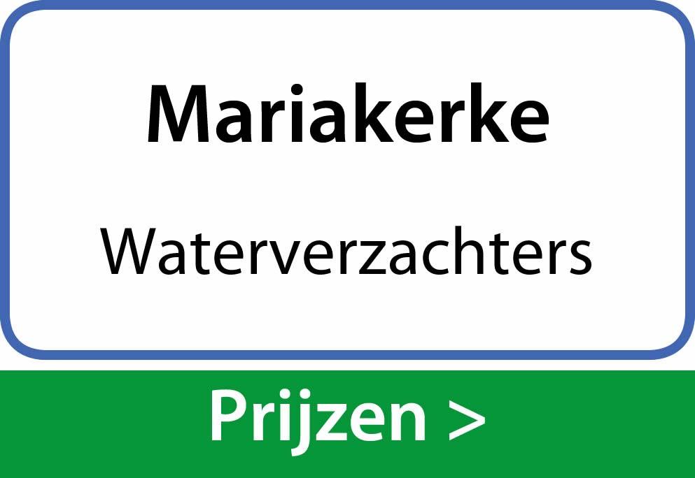 waterverzachters Mariakerke
