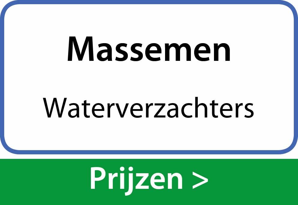 waterverzachters Massemen