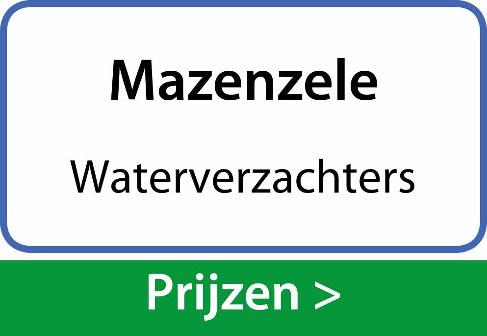 waterverzachters Mazenzele