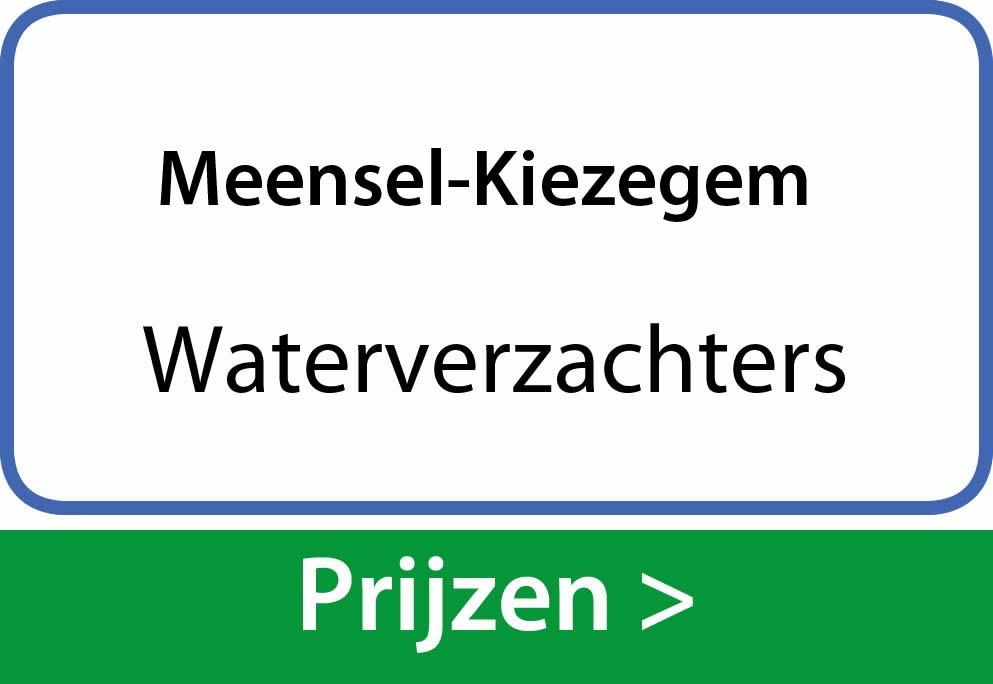 waterverzachters Meensel-Kiezegem